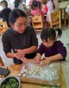 唐山路北:韩城镇中心幼儿园第二分园新年民俗体验周活