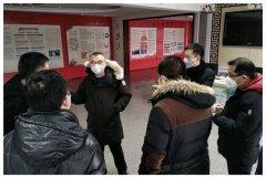 唐山丰南行政审批局:防疫进社区,共建防护墙