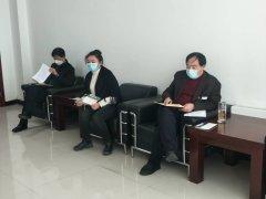 唐山开平区行政审批局周密部署助力中小企业共渡难关