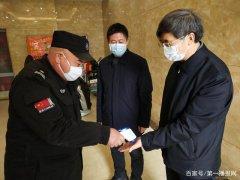 唐山市政协副主席刘长锁调研慰问邮政快递行业